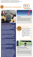 Member Newsletter June 2013