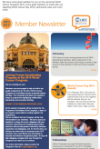 Member Newsletter April 2013