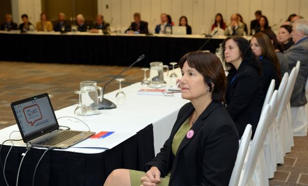 UICC regional roundtable in Latin America