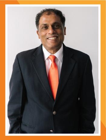Anil D'Cruz, President 2020-2022