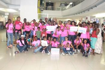 Pink Blue Nigeria