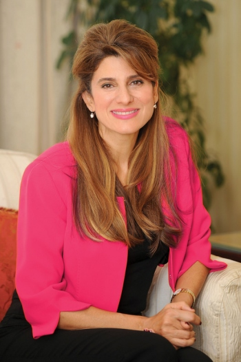 HRH Princess Dina Mired