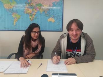 Dr. Anton Ryzhov and Dr. Ariana Znaor