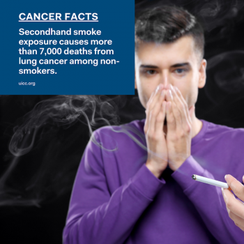 World No Tobacco Day Instagram banner