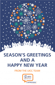 Season's Greetings and a Happy New Year | UICC