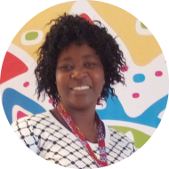 Florence Manjust, AORTIC, Nurse, Mozambique, Young Leader