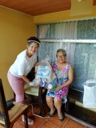 Asociación Tour Rosa de Costa Rica helps cancer patients financially impacted by coronavirus pandemic