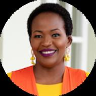 Benda Kithaka, Chairlady Women4Cancer