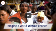 Conquering Cancer: A Global Strategy for the elimination of cervical cancer