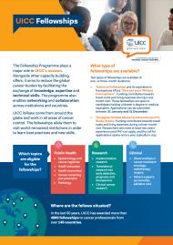 UICC Fellowship Flyer 2020