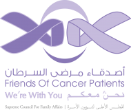 Friends of Cancer Patients logo
