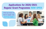 Grants applications 2020 - WCRF International
