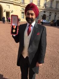 Sir Harpal Singh Kumar