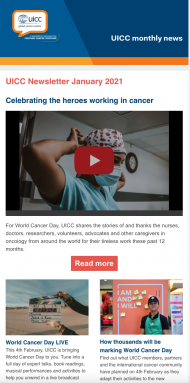 UICC January Newsletter
