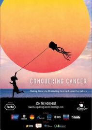 Conquering Cancer – Making History By Eliminating Cervical Cancer Everywhere July 2021