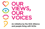 Our Views, Our Voices logo