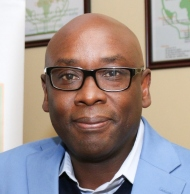 Mirfin Mpundu, Head of ReAct  (Action on Antibiotic Resistance) Africa