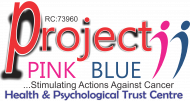 Project PINK BLUE Official Logo New