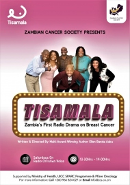 Zambian Cancer Society launches radio drama to provide information on metastatic breast cancer