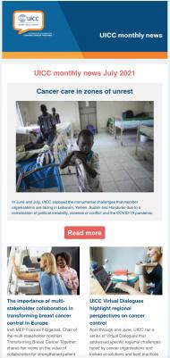 UICC Newsletter – July 2021