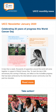 UICC Newsletter January 2020