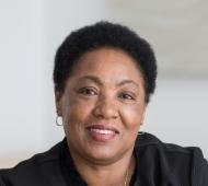 Dr. Zipporah Ali (Zippy), Executive Director of Kenya Hospices and Palliative Care Association (KEHPCA