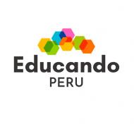 Logo - Asociación para la educación y el desarrollo social Educando Perú