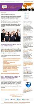 Capacity Building Newsletter
