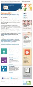 Member Newsletter - February 2015