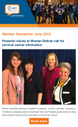 Member Newsletter June 2019