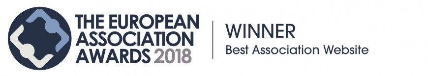 Best Association Website, European Association Awards 2018