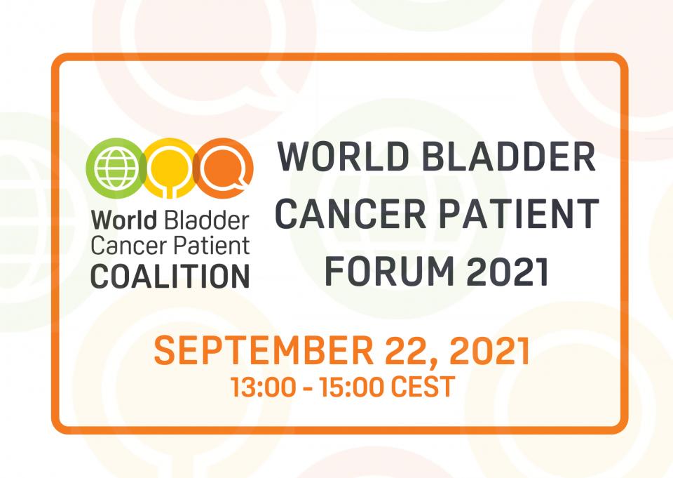 Event image - World Bladder Cancer Patient Coalition