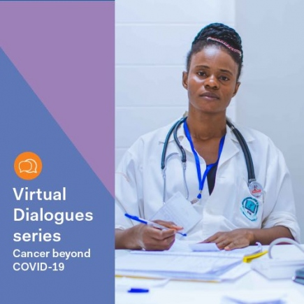 Virtual Dialogues series - Cancer beyond COVID-19