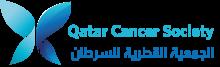 Qatar Cancer Society Logo