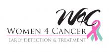 Women 4 Cancer logo