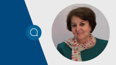 "Firuza Abdullaeva, Director of NGO ""Avesto"""