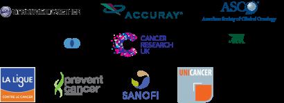 UICC Benefactor partners logos