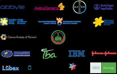 UICC Partners logos