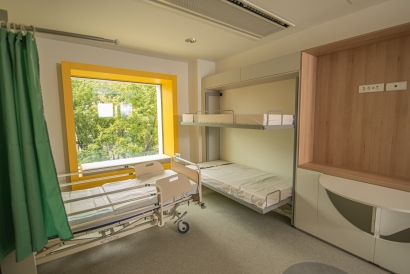 The First. National Children's Hospital that is being built in Romania will be the first hospital to bring Western treatment standards to children with cancer or other severe diseases