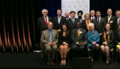 Past and new Board of Director Members of UICC