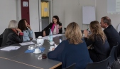 Participants discuss quality of healthcare at the 1st participants of the ERTM