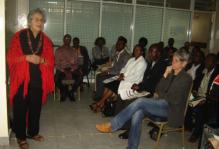 INCTR Workshop in Kenya