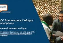 Comment postuler en ligne - Bourses pour l'Afrique Francophone