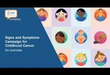 Childhood Cancer - Signs & Symptoms Campaign - Introduction