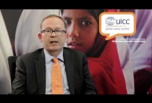"UICC's ""Together for Action"" campaign - Launch Video with Cary Adams"