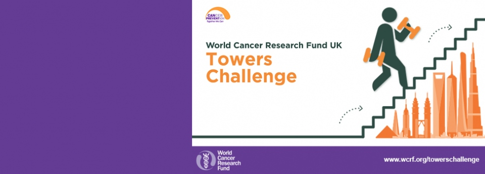 WCRF UK Towers Challenge