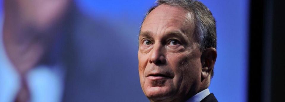 Michael Bloomberg | © Jim Gillooly / PEI