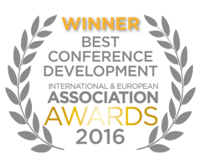 UICC winner of the Best Conference Development award for the World Cancer Congress