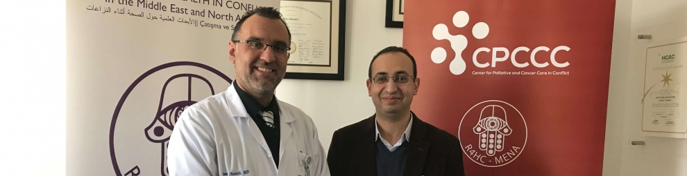 Ahmed Hefnawy, Young Leader, King Hussein Cancer Center, Middle East, Womens Health