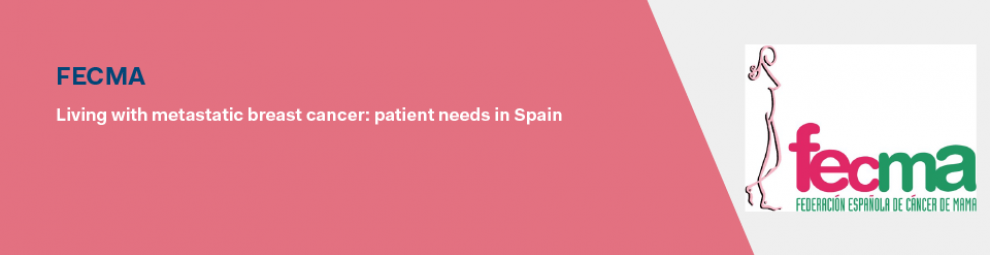 Living with metastatic breast cancer: patient needs in Spain